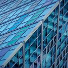 Diagonals in Architecture by sjphotocomau