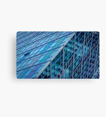 Diagonals in Architecture Canvas Print