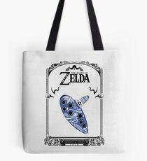 Zelda legend - Ocarina doodle Bolsa de tela