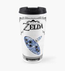 Zelda legend - Ocarina doodle Travel Mug