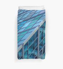 Diagonals in Architecture Duvet Cover