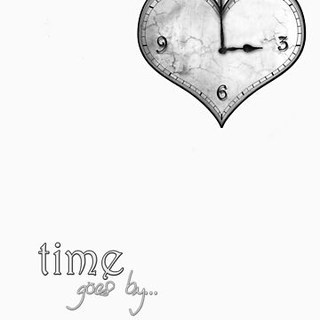 time goes by... by virgimaxdesigns