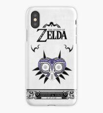Zelda Legend - Majora's Mask doodle iPhone Case