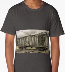 Weathered Carriage Long T-Shirt