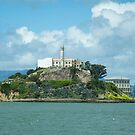 Alcatraz Island by Paul Campbell  Photography