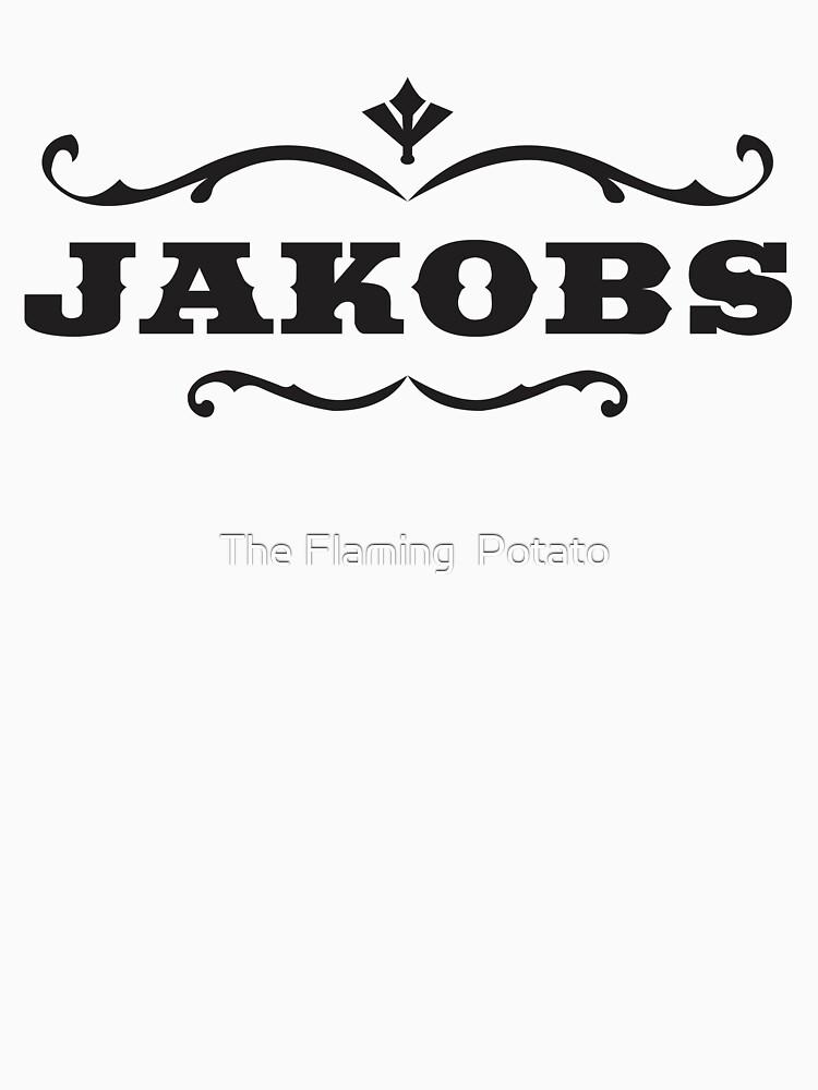 Jackobs Logo by FlamingPotato