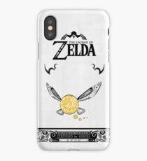 Zelda legend - Fairy Navi doodle iPhone Case