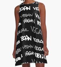 Vegan! A-Line Dress
