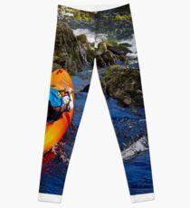CANOE THE FALLS Leggings
