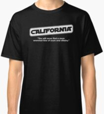 Star Wars California Wretched Hive Parody Classic T-Shirt
