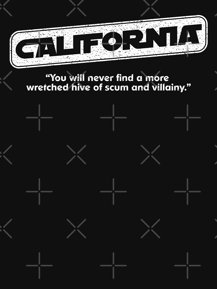 Star Wars California Wretched Hive Parody by hanshotsecond