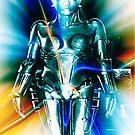 Star Light Robot by Icarusismart