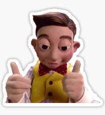 Thumbs Up! Sticker