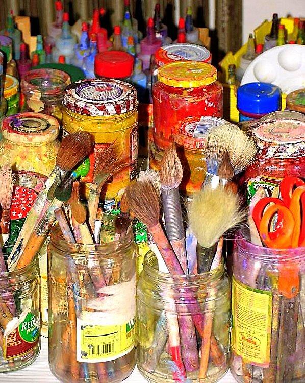 Painters Palette by deegarra