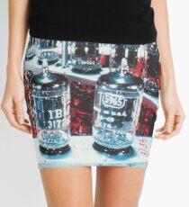 Vintage Terminals Mini Skirt