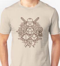 RPG minimal Unisex T-Shirt
