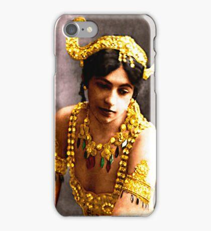 MATA HARI iPhone Case/Skin