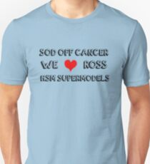 SOD OFF CANCER Unisex T-Shirt