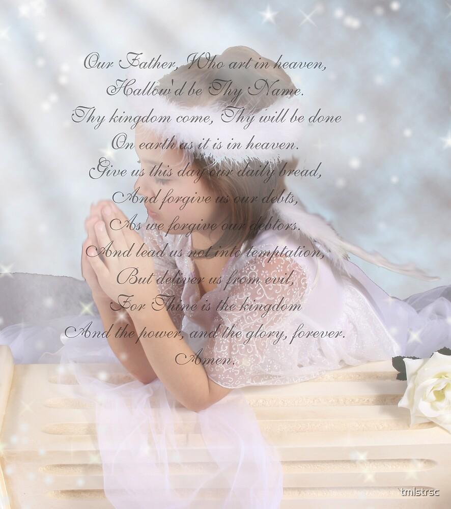 Heavenly Prayer by tmlstrsc