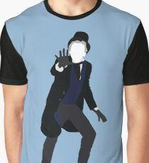 The Twelfth Doctor - Doctor Who - Peter Capaldi (Thin Ice) Graphic T-Shirt