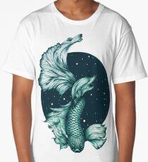 The Splendid Green Waters Long T-Shirt