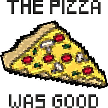 The Pizza was good - Bitcoin the beginning by inkDrop