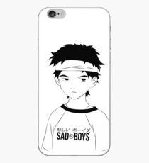 Sad Boys Naota iPhone Case