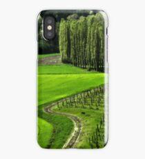 Spring landscape iPhone Case