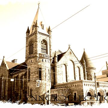 Ancient Church by lorilynn
