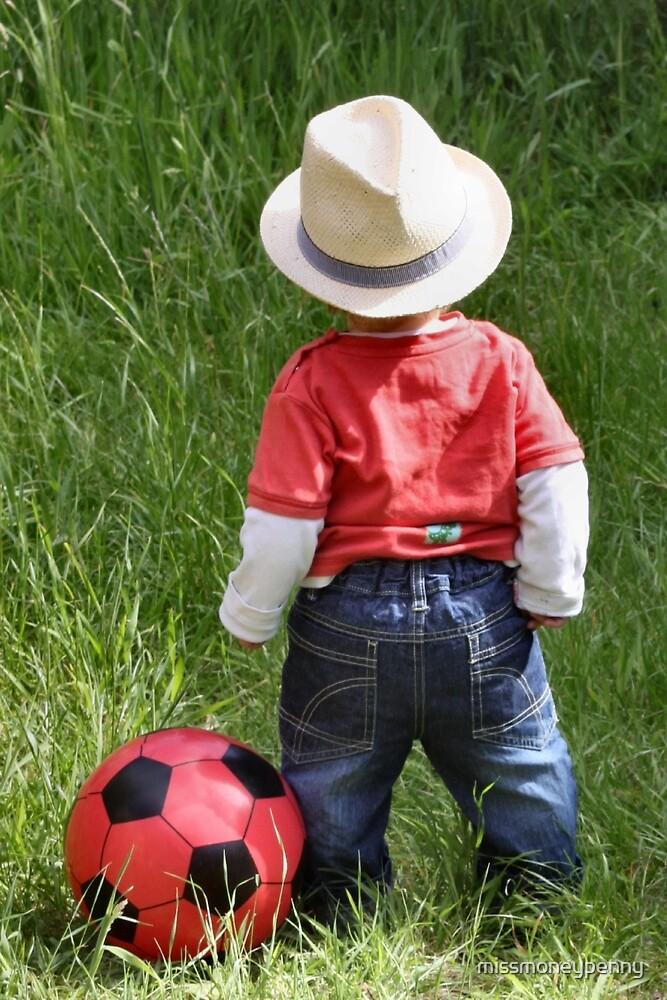 Ball boy by missmoneypenny