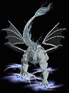 Dragon of Lightening by LoneAngel