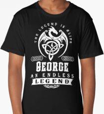 George Michael - An Endless Legend Long T-Shirt