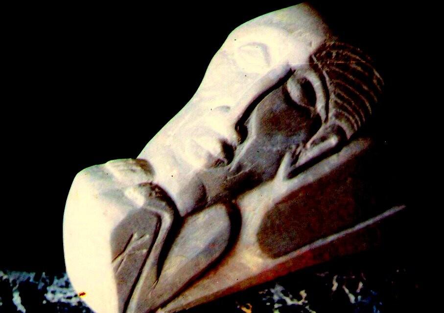 Sleeping Pharaoh by lightleake