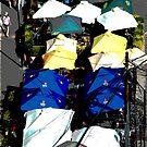 Umbrellas by phil decocco