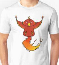 Cuddly Phoenix T-Shirt
