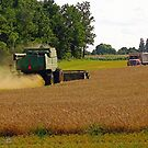 August Harvest by JMcCombie