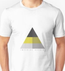 Triangular Flat-Coloured Imperial Russia Flag T-Shirt