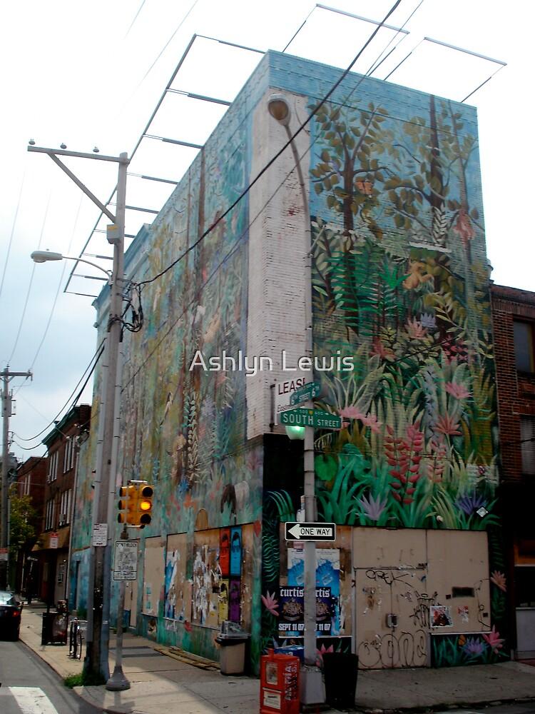 South Street Graffiti by Ashlyn Lewis