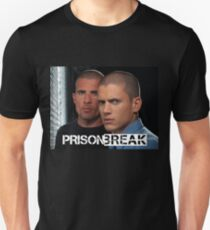 SEASONS BREAK SERIES PRISON BAJU6 Unisex T-Shirt