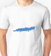 little blue record racer T-Shirt