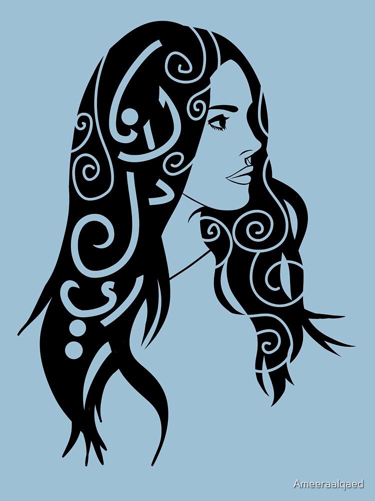 Lana Del Rey by Ameeraalqaed