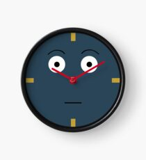 Tony The Clock Don't Hug Me I'm Scared Clock