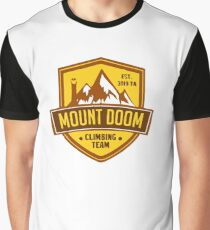 Mount Doom Graphic T-Shirt