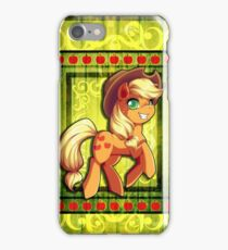 Honesty .:. Applejack iPhone Case/Skin