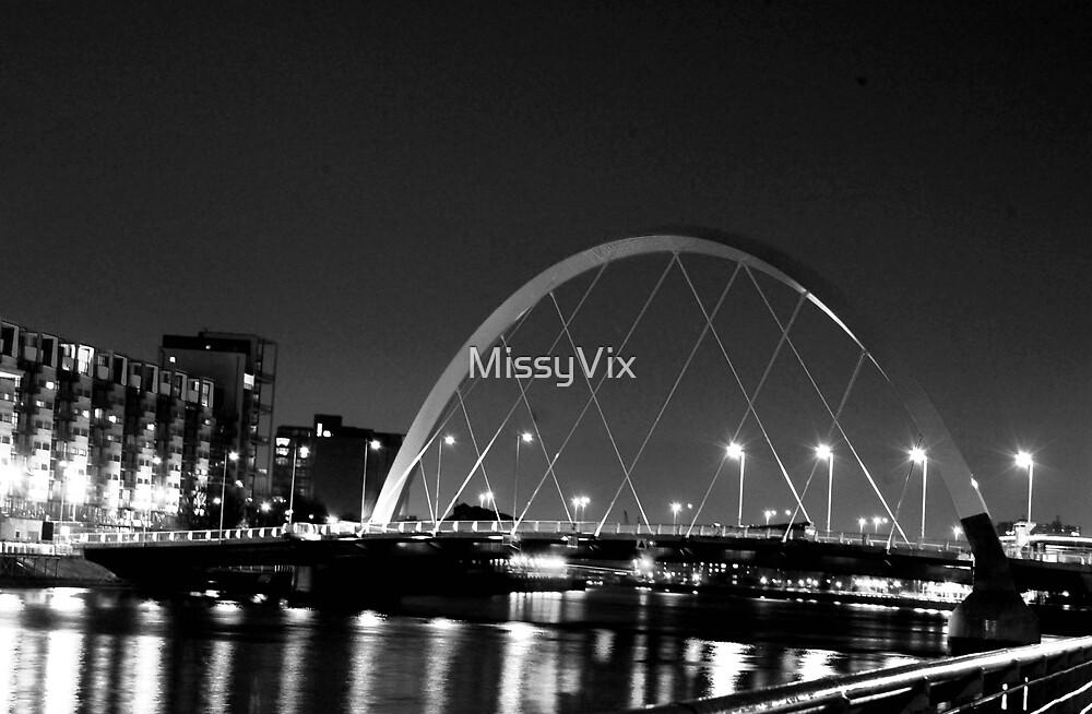 The Squinty Bridge by MissyVix