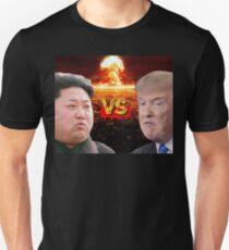 Donald Trump VS Kim Jong Un Unisex T-Shirt