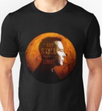Elon Musk & Is Sky Still The Limit? T-Shirt