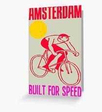 AMSTERDAM-2 Greeting Card