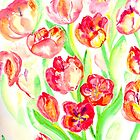 Mothers Day Tulips by ANoelleJay