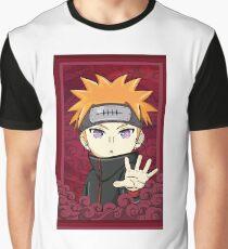 Naruto Pain Graphic T-Shirt